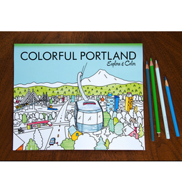 Coloring Books Portland Coloring Book