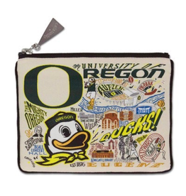 Pouches U of O Ducks Pouch