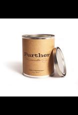 Tin Further Candle