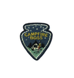 Patches Campfire Boss Patch