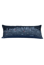 Pillows Seattle Skyline Night Pillow