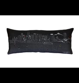 Pillows Portland Skyline Night Pillow