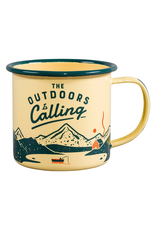 Enamelware Outdoors Is Calling Enamel Mug