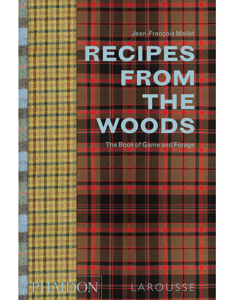 Books - Food & Drink Recipes From The Woods