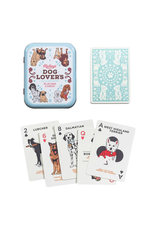 Games Dog Lovers Playing Cards