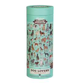 Puzzles Dog Lovers Puzzle