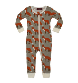 Pajamas Orange Fox Pajamas