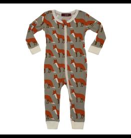 Pajamas Orange Fox Pajamas