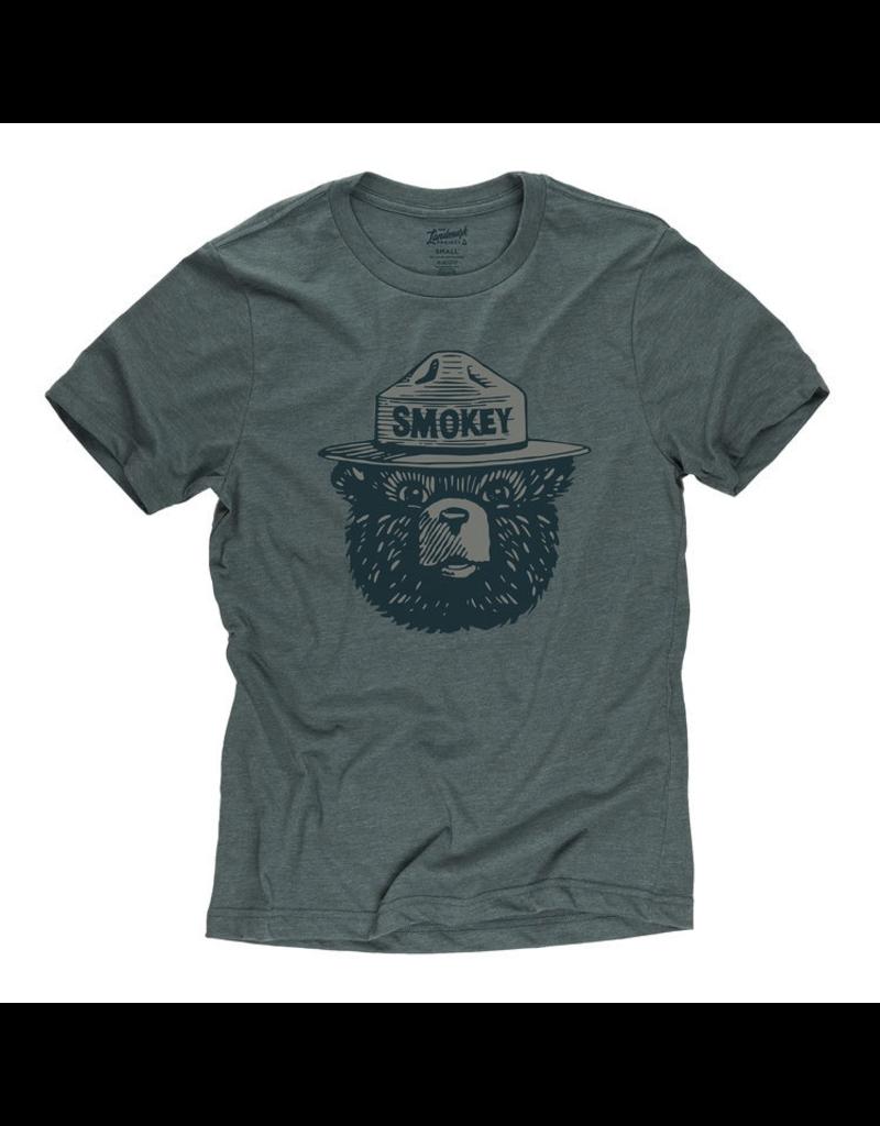 T-Shirts Smokey Logo Adult Tee