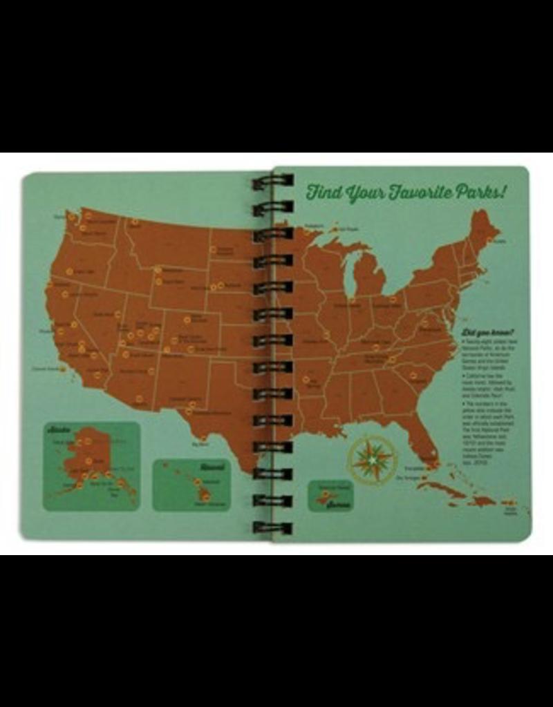 Journals National Park Adventure Guide