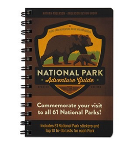 Journals National Park Adventure Guide