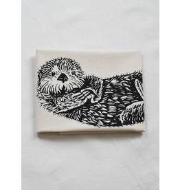 Tea Towels Otter Tea Towel