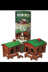 Toys Paul Bunyan Log Set
