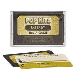 Games Pop Hits Music Trivia Quiz