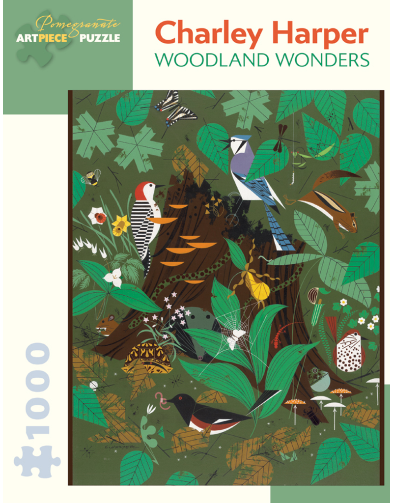 Puzzles Harper Woodland Wonders Puzzle