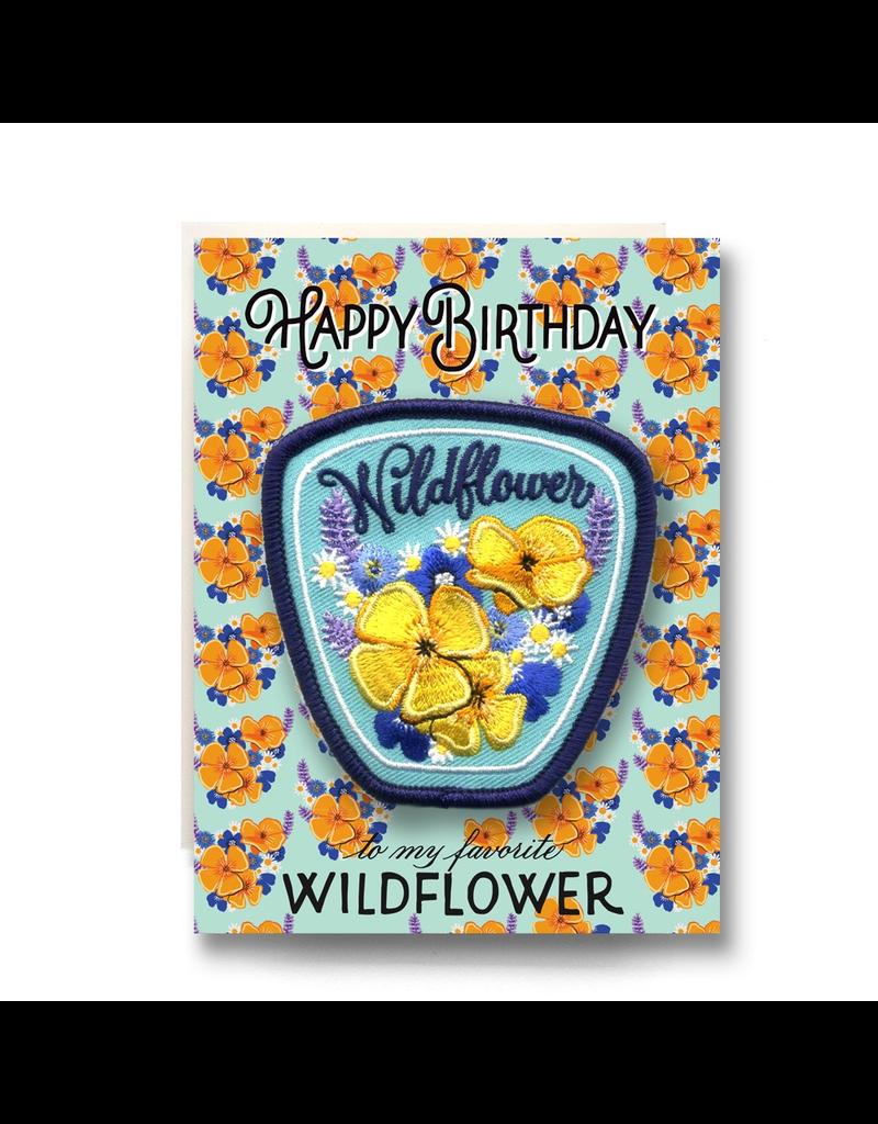 Greeting Cards - Birthday Wildflower Patch Birthday Card