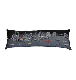 Pillows NYC Skyline Night Pillow