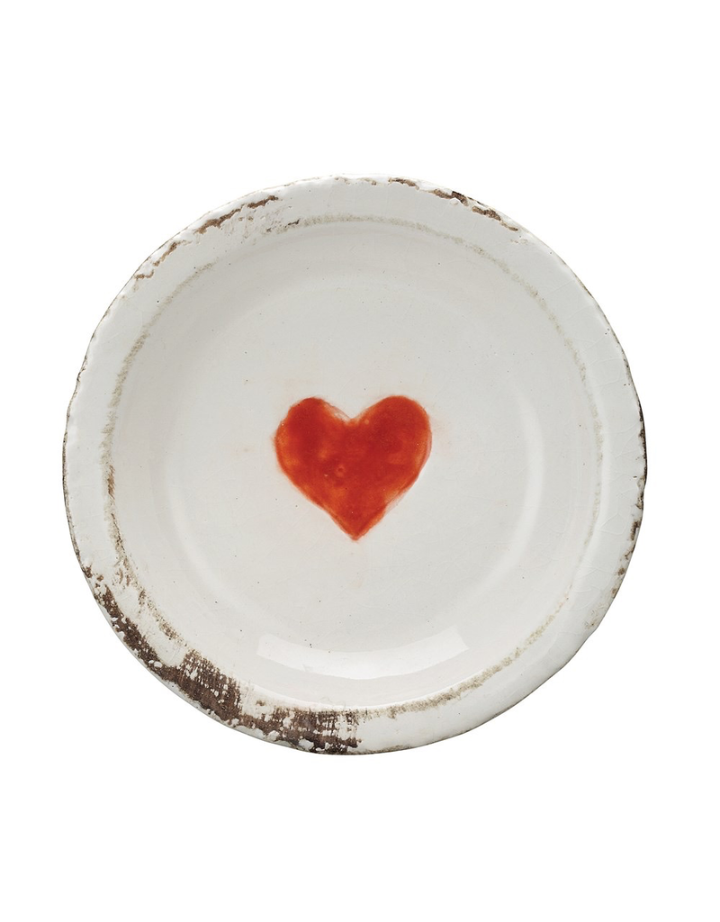 Serveware Heart Dish
