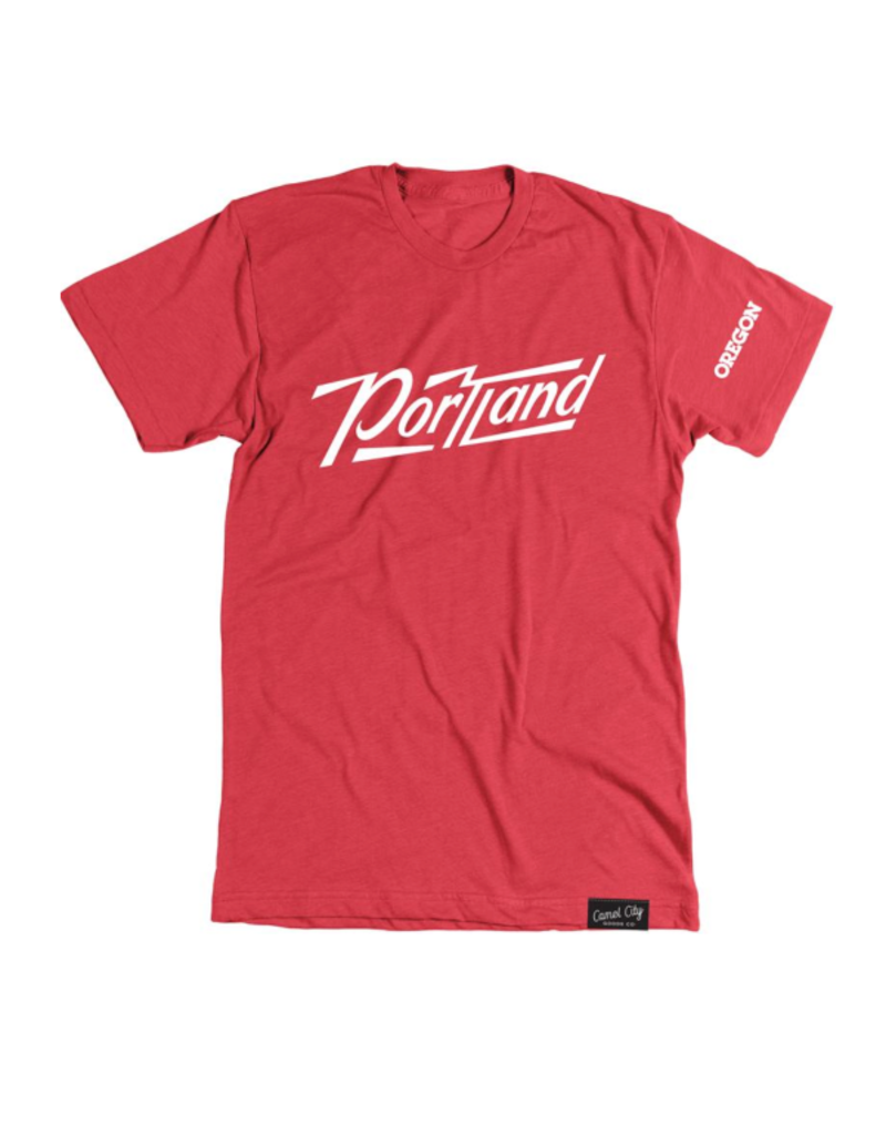 T-Shirts Portland Electric Tee