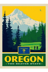 Posters Oregon State Pride 18x24 Poster