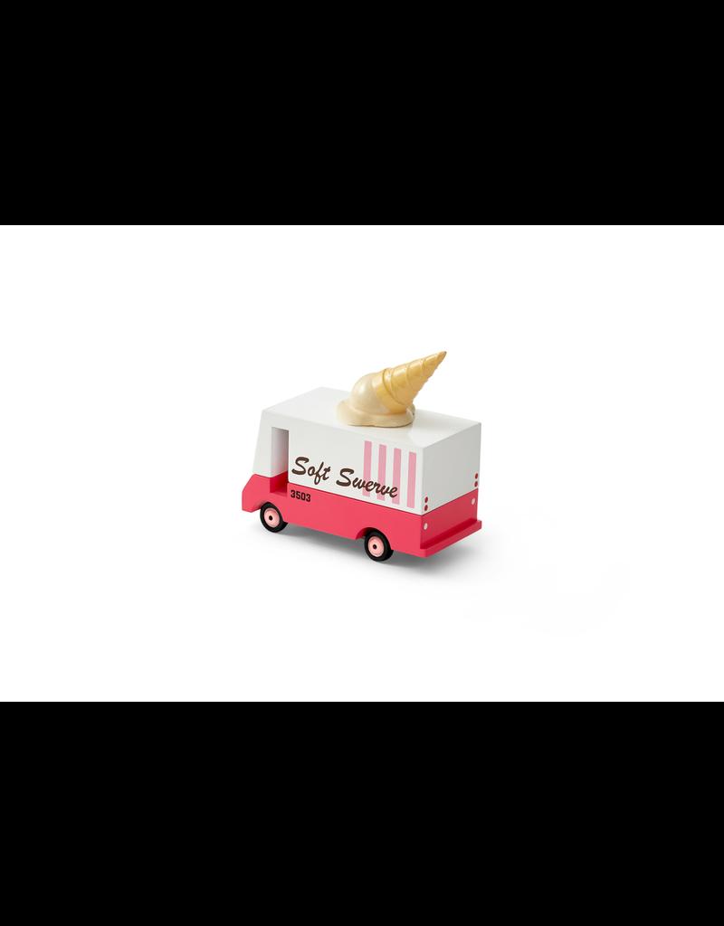 Toys Mini Ice Cream Van