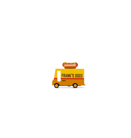 Toys Mini Hot Dog Van