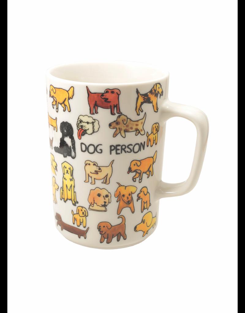 Mugs Dog Person Mug