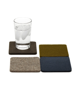 Coasters Alpine Felt Coasters