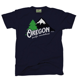 T-Shirts Kids Oregon Pacific Wonderland Tee