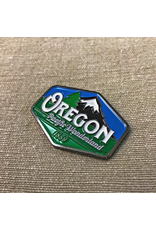 Enamel Pins Oregon Pacific Wonderland Enamel Pin