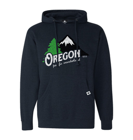 Hoodies Oregon Pacific Wonderland Hoodie