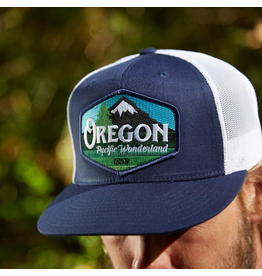 Hats Oregon Pacific Wonderland Truckers Hat