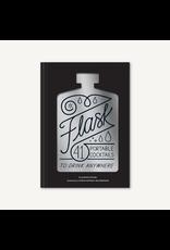 Books Flask 41 Portable Cocktails