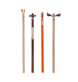 Pens & Pencils Woodland Creatures Pencil Set