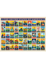 Puzzles Fifty States Puzzle