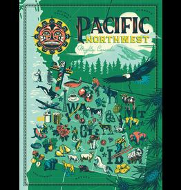Puzzles Pacific Northwest Puzzle