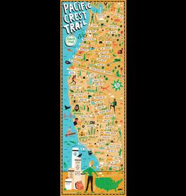 Puzzles Pacific Crest Trail Puzzle