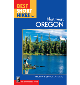 Books - Outdoors Best Short Hikes In Oregon