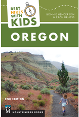 Books - Outdoors Best Hikes With Kids in Oregon