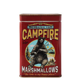 Storage Campfire Marshmallows Canister