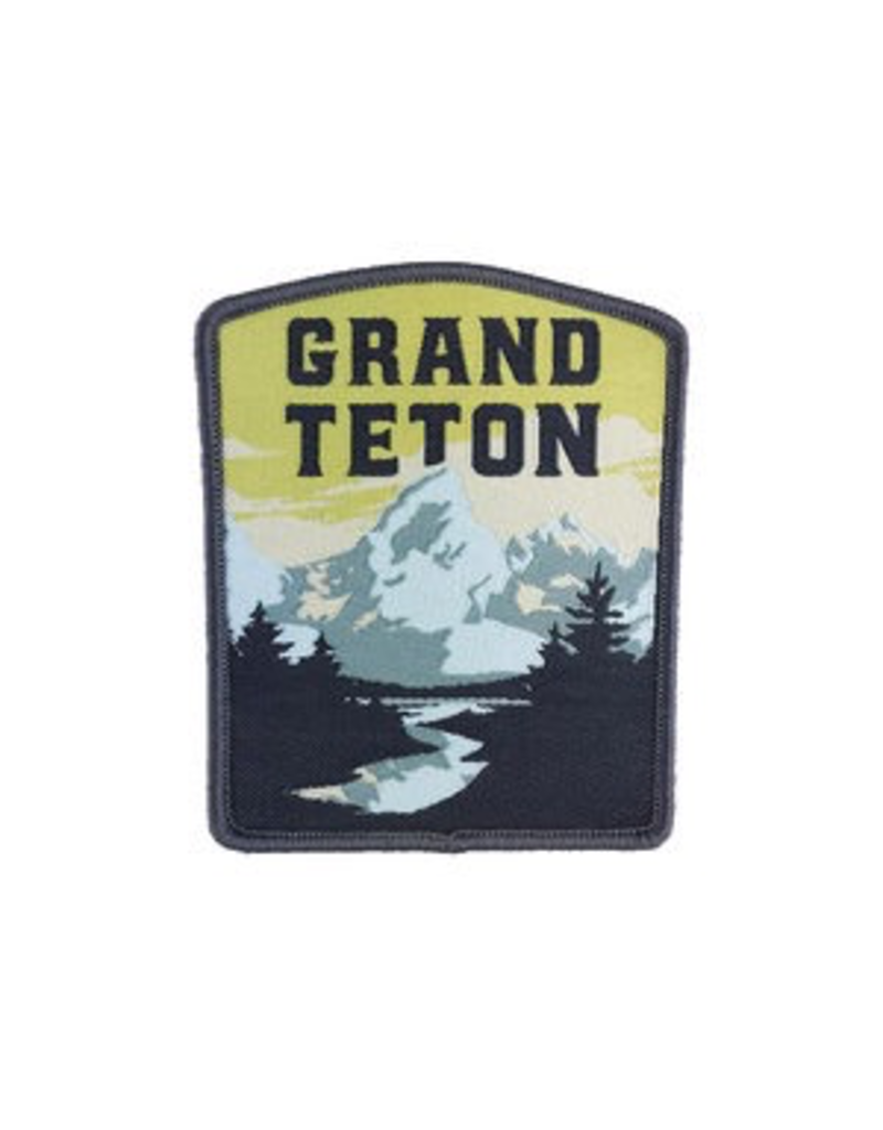 Patches Grand Teton Patch