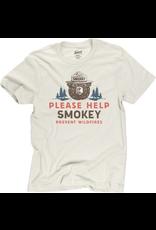 T-Shirts Please Help Smokey T-Shirt