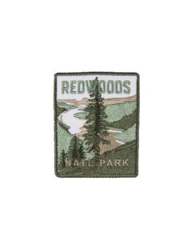 Patches Redwood National Park Patch
