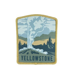 Patches Yellowstone National Park Patch