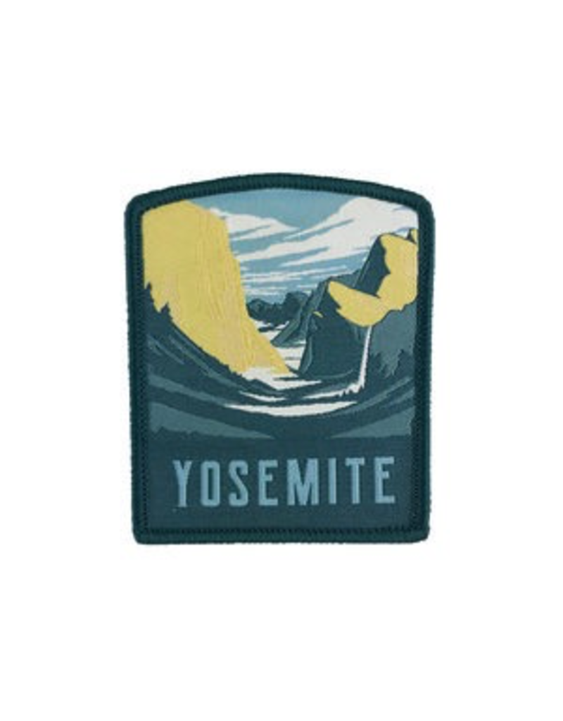 Patches Yosemite National Park Patch
