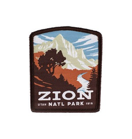 Patches Zion National Park Patch