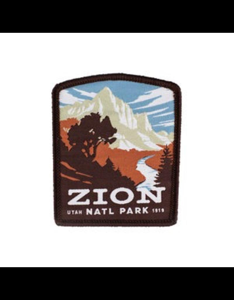 Patches Zion National Park Patch