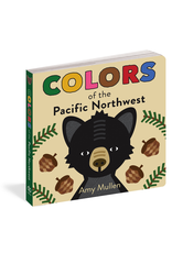 Books - Kids Colors Of The Pacific Northwest