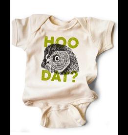 Bodysuits HOO DAT? Owl Bodysuit
