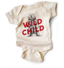 Bodysuits Wild Child Bear Bodysuit